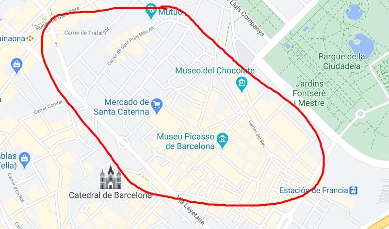 visitar barcelona en 3 dias
