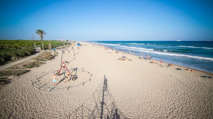 playas cerca barcelona