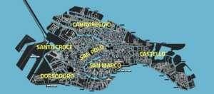 Venecia soñada barrios