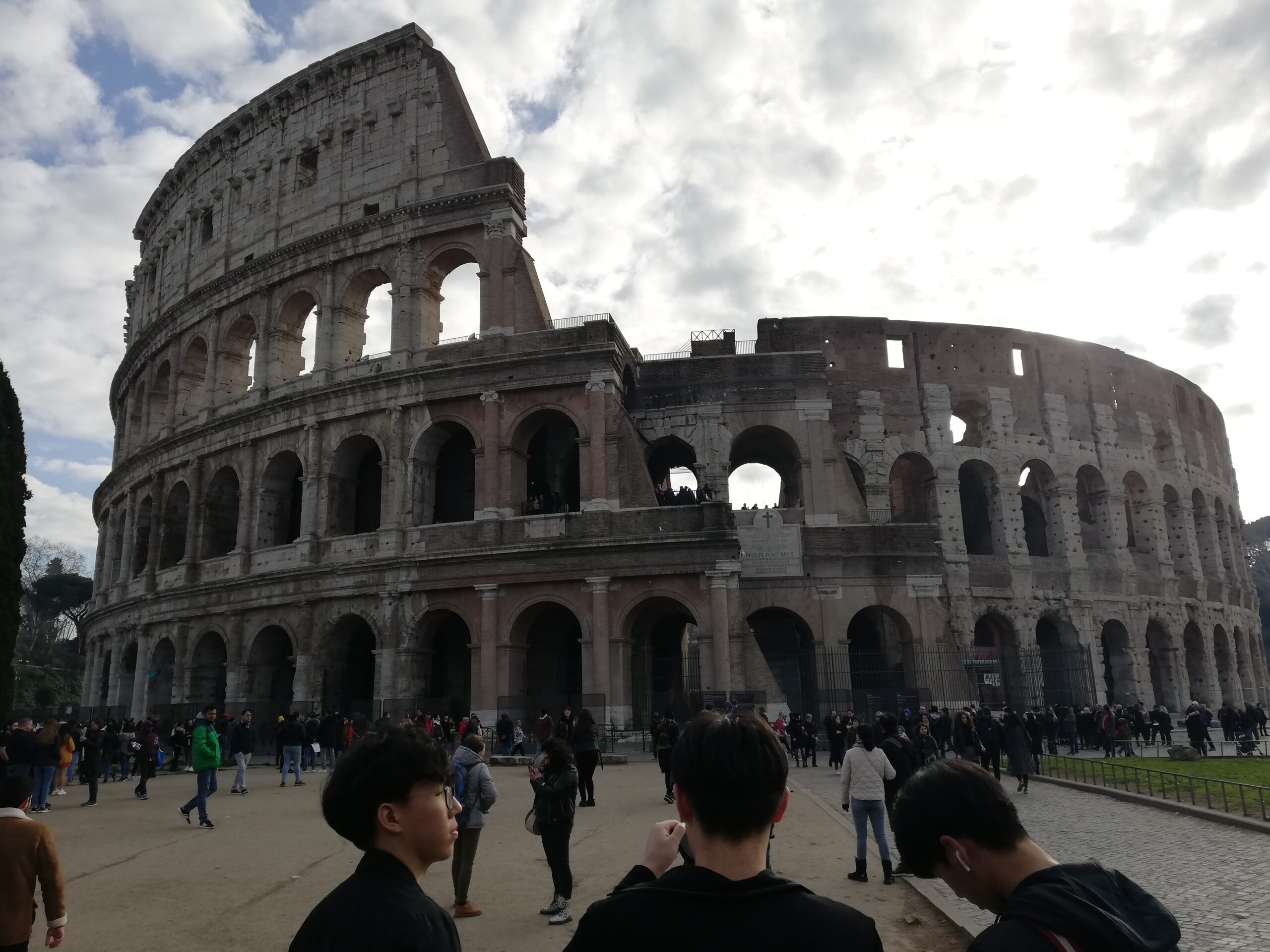 ROMA EN UN FIN DE SEMANA
