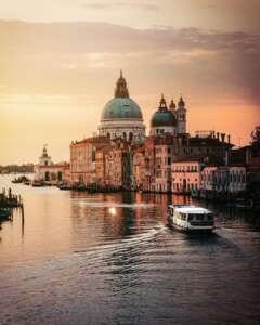Soñar en Venecia Vaporetto