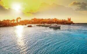 disfrutar en familia puerto Tabarca