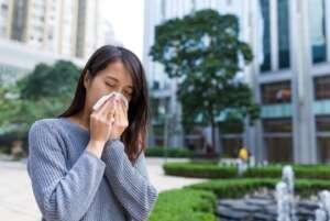alergia de viaje