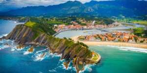 Asturias playa