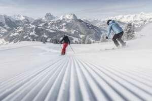 Turismo activo esquí Suiza