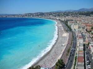 costa azul les anglais Niza