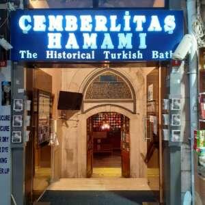 un hamami en Estambul