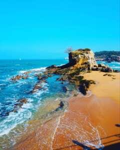una ciudad playa sardinero